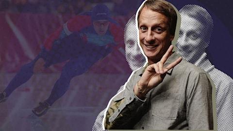 Tony Hawk's favourite: Dan Jansen's final salvation at Lillehammer