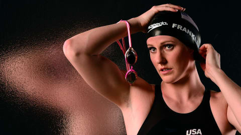 Missy Franklin opens up about depression