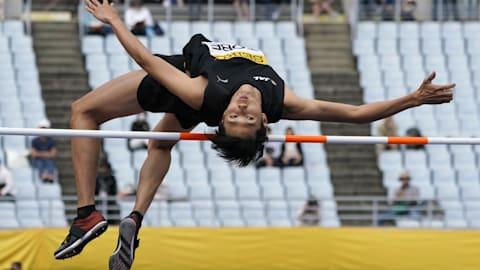 حواجز، الوثب العالي وعشاري| ألعاب القوى Summer Universiade - نابولي