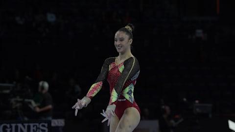 World Artistic Gymnastics Championships photo gallery – Day 1