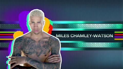 Os Atletas Olímpicos - Miles Chamley-Watson