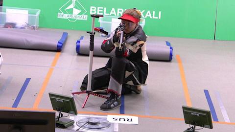 Damen 50m Dreistellungskampf Finale | Schießen - Europaspiele - Minsk