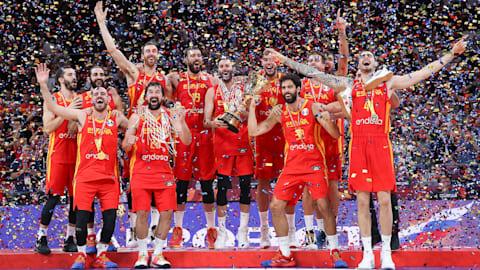 【バスケットボール】男子世界ランク更新:1位は米国もスペインが猛追、日本38位に上昇