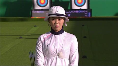 H・J・チャン(韓国)7-3 B・B・キ(韓国)