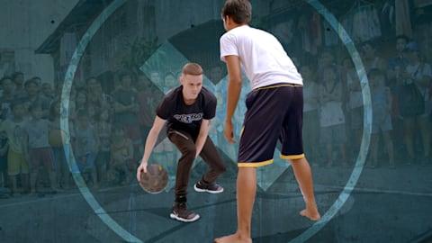 Por qué la fiebre por el baloncesto ha invadido las calles de Filipinas