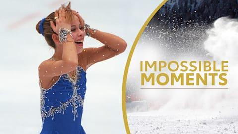 La histórica actuación de Tara Lipinski | Impossible Moments