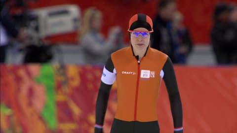 Ireen Wust (NED), Silver Women's 1000m  | Speed Skating - Sochi 2014 Replays