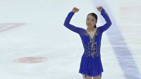 Kihira beats Medvedeva in Autumn Classic short program