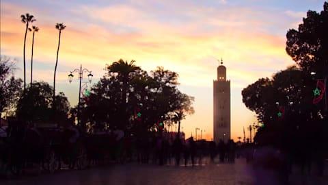 DISFRUTA... Juegos Africanos - Rabat