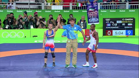 Men's Freestyle 57kg