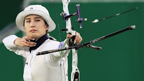 Sportliche Entwicklung: Ki Bo-bae