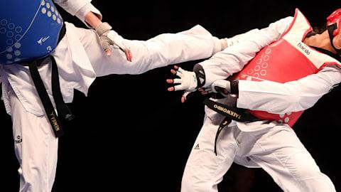 (SF) +54-58kg, +46-49kg, +62-67kg| Taekwondo - Universiada de Verano-Nápoles