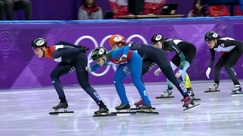 1500m F, Demi-Finale 2 - Patinage de Vitesse ST | Replay de PyeongChang