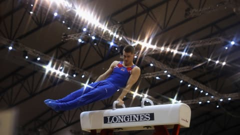 Max Whitlock looks at the bigger picture