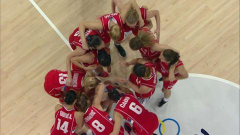 FRA vs SRB, Women's Basketball Bronze Match | Rio 2016 Replays