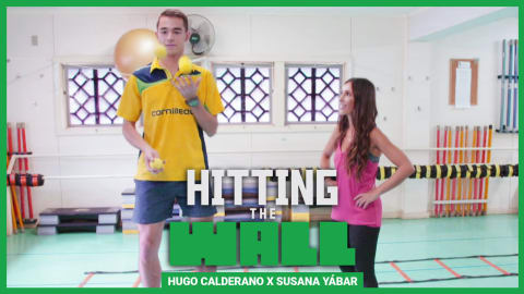 @SusanaYabar peut-il suivre le rythme d´Hugo Calderano au tennis de table ?