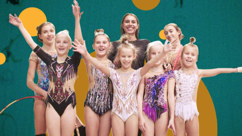 Can Russia's top rhythmic gymnast Margarita Mamun transform this Z Team?