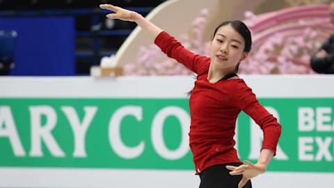 フィギュアスケート日本勢、世界選手権へ向け抱負を語る