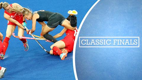 Klassiche Finale: Damenhockey 2016