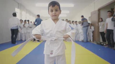 Judo por el mundo - Turquía