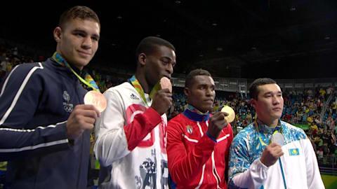 Boxen: Tag 13 | Rio 2016 Wiederholung