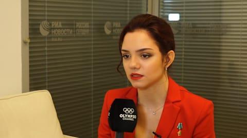 Эксклюзив: Медведева о новом сезоне, четверных прыжках и Токио-2020