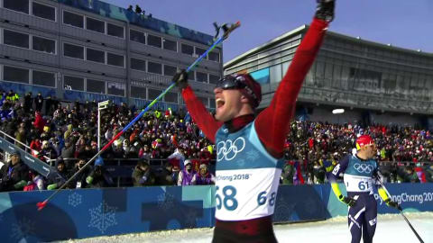 Men's 15KM Free - Cross Country Skiing | PyeongChang 2018 Highlights