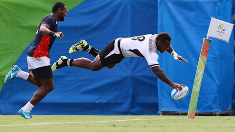 10 melhores ensaios do rugby sevens masculino em Olimpíadas