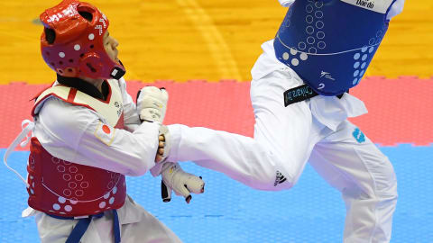 +68-74kg, +57-62kg, +67-73kg | Taekwondo - Universiada de Verano - Nápoles