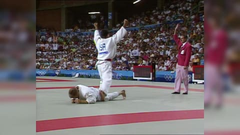 Médaillé israélien au Judo - Shay Oren Smadja