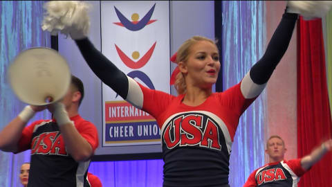 Cheerleaders to create some noise at PyeongChang 2018