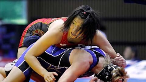 レスリング世界ジュニア選手権2019 奥野春菜らの活躍で8階級で金メダル獲得