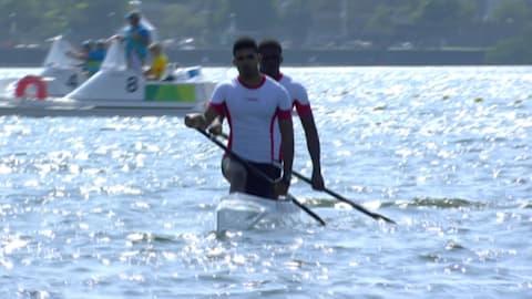 Rio 2016 Men's Canoe Double – 1000m - Semifinal 1