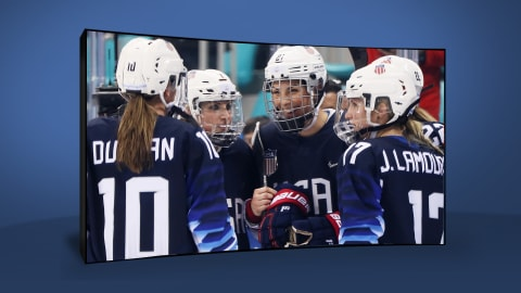 USA Women's Ice Hockey | PyeongChang 2018 | Take the Mic