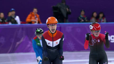 1000m F, Médailles - Patinage de Vitesse ST | Replay de PyeongChang
