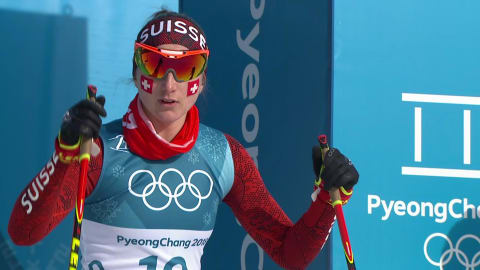 10km Individual (F) - Esqui Cross-Country | Replays de PyeongChang 2018