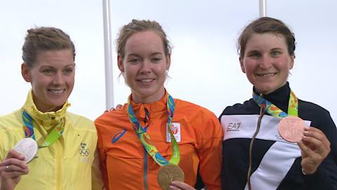 Cycling Road: Women's RR   Rio 2016 Replays