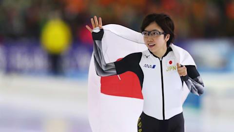 スピードスケート世界スプリント選手権、小平が総合優勝...新浜は日本男子9年ぶり表彰台