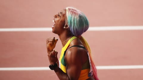 Fraser-Pryce among 11 nominees for IAAF's Female World Athlete of the Year