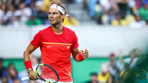 Rafa Nadal: My Rio Highlights