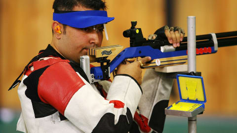 Men's 10m Air Rifle Final | ISSF World Cup Rifle / Pistol - Munich