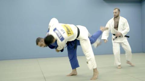 I judoka rifugiati mettono nel mirino Tokyo 2020