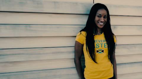 브리아나 윌리엄스: 차세대 자메이카 스프린트 희망