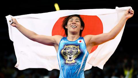 Saori Yoshida: My Rio Highlights