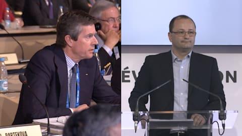 Il CIO nomina i supervisori dei progressi delle Olimpiadi di Parigi e LA