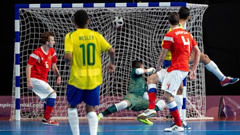 Phase Finale (H) - Futsal | JOJ Buenos Aires 2018