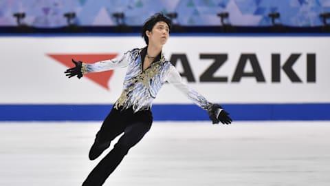 Throwback: Japan's Hanyu dedicates skating gold to devastated hometown