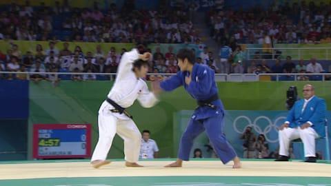 Judo @ Pechino 2008 - Donne 52Kg Finale Bronzo 2
