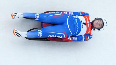 Women's Singles - Run 2 | FIL World Cup - Sochi
