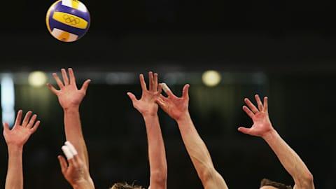 男子1/4决赛4 | 排球 - 夏季大学生运动会 - 那不勒斯
